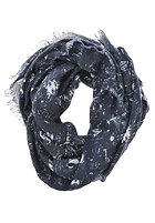 VILA Womens Neonnoir Scarf black