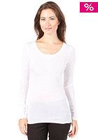 VILA Womens Nevins L/S Top optical snow