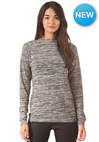 VILA Womens Nianne Top medium grey melange