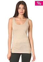 VILA Womens Official Tank Top humus
