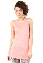 VILA Womens Purphy Top neo coral