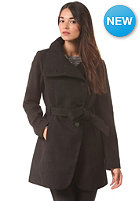 VILA Womens Resque Coat black