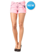 VILA Womens Ripped Shorts diva pink