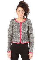 VILA Womens Salt Knit Cardigan black