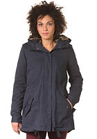 VILA Womens Savanna Parka Jacket total eclipse
