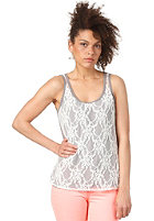 VILA Womens Scoops Lace Tank Top rabbit