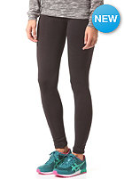 VILA Womens Seam Long Leggings black