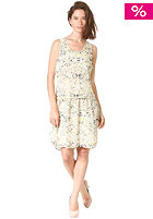 VILA Womens Splash Dress off white