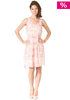 VILA Womens Splash Dress teaberry