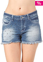 VILA Womens Studdy Denim Short denim