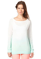 VILA Womens Tallina Knit Sweat brook green
