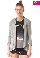 VILA Womens Tiankai L/S Cardigan light grey melange