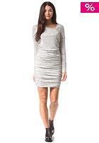 VILA Womens Viasta Dress light grey melange