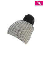 VILA Womens Vicood Beanie light grey melange