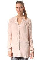 VILA Womens Vigoes L/S Shirt cameo rose
