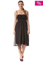 VILA Womens Viillusiona Strap Dress black
