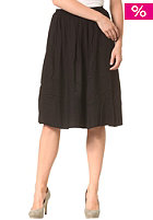 VILA Womens Voulan Skirt black
