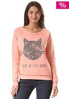 Womens Wilo Sweat Top apricot blush