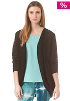 VILA Womens Wrestle Knit Cardigan black