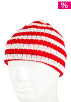 VILLAWOOL Sailor Stripe Beanie 2012 red/white