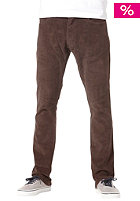 VOLCOM Activist Pant drip brown