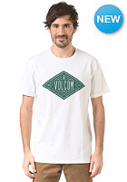 VOLCOM Afron Basic S/S T-Shirt white