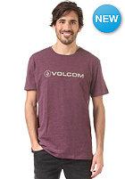 VOLCOM Afron S/S T-Shirt merlot