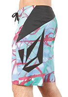 VOLCOM Annihilator Paintwash Shorts blue