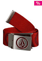 VOLCOM Assortiment Web Belt SA orange red