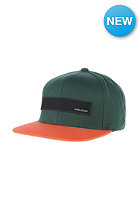 VOLCOM Badge 110 Snapback Cap expedition green