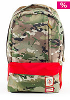 VOLCOM Basis Camo Backpack camouflage