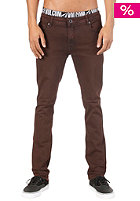 VOLCOM Billy Jeans Pant dirty red