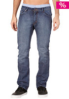 VOLCOM Black Bird Jeans rinse & brush wash