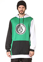 VOLCOM Blum 2 Hydro Hooded Sweat black