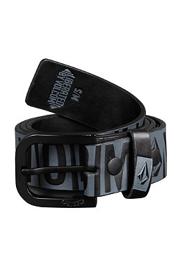 VOLCOM Bolder PU Belt black