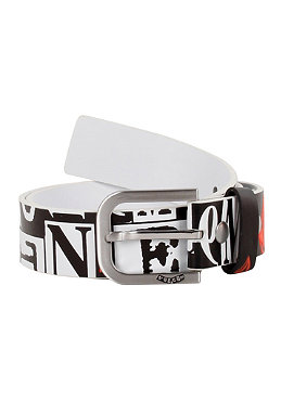 VOLCOM Boldface Belt fire red