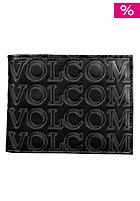 VOLCOM Boldface Large Wallet black on black