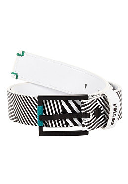 VOLCOM Break Up Belt white