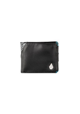 VOLCOM Break Up Small Wallet black