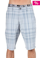 VOLCOM Bryson Plaid Shorts pale blue
