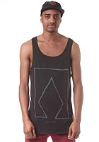 VOLCOM Chalky Tank Top tinted black