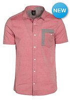 VOLCOM Chambro Oxford S/S T-Shirt drip red