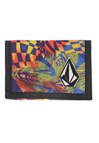 VOLCOM Cheeser Patch Wallet blue