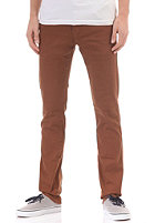 VOLCOM Chili Chocker Denim Pant chestnut brown