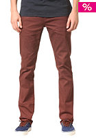 VOLCOM Chili Chocker Denim Pant stain red
