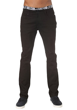 VOLCOM Chili Chocker Jean Pant dark black