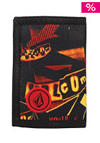 VOLCOM Circle Patch Cloth Wallet red