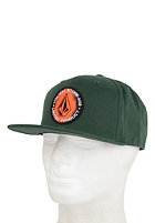 VOLCOM Circle Patch Snapback Cap expedition green