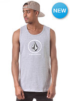 VOLCOM Circle Staple Tank Top heather grey