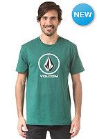 VOLCOM Circle Stone Basic S/S T-Shirt grass green